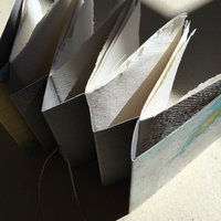 Tracey Bush The art of the folded book