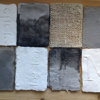 Jane Ponsford Experimental papermaking