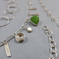Laila Smith Make a silver charm bracelet