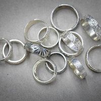 Sarah Macrae One day jewellery workshop