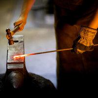 Andrew Smith The blacksmith's craft