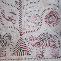 Lynn Setterington Kantha quilting and embroidery techniques