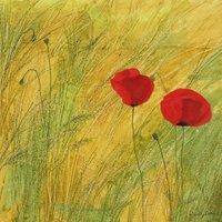 Wendy Dolan Machine stitched textiles – meadow landscapes