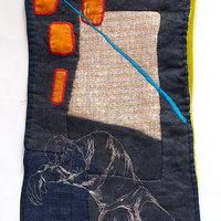 James Hunting Art Textiles – developing your textile language
