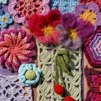 Sasha Kagan Creative crochet textiles