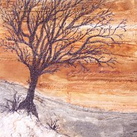 Wendy Dolan Machine embroidered landscapes