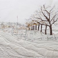 Wendy Dolan Machine embroidery – places and journeys