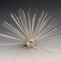 Urchin fondue skewers - Julian Stephens