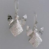 Sarah Macrae - Christmas themed earrings