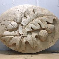 Alex Jones - woodcarving