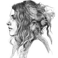 Jake Spicer Portrait drawing