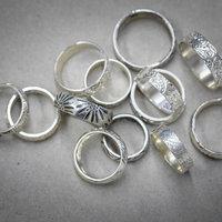 Sarah Macrae Silver jewellery