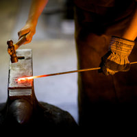 Andrew Smith Blacksmithing