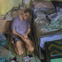 Tim Patrick Drawing to painting in oils – the figure in context
