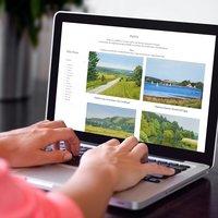 Sara Watkins Creating your own business website