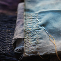 Claire Wellesley-Smith Slow stitch – textiles