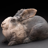 Susan Halls Dynamic techniques for sculpting animals with clay