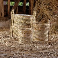 Felicity Irons Rush weaving and basketry
