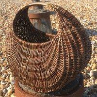 Dominic Parrette Weave a willow hen basket
