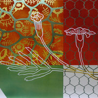 Sasha Ward Stained glass – working with colour and light
