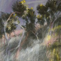 Sarah Bee Expressive pastel painting – a mixed media approach