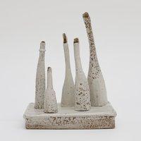 Sue Mundy Hand building ceramics with texture