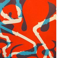 Jane Sampson Introduction to silk-screen printing
