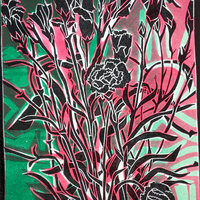 Dale Devereux-Barker Linocut printmaking with confidence