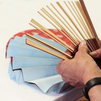 Caroline Allington An introduction to fan making