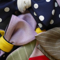 Ian Scott Kettle Tailoring – hand crafted ties and bow ties