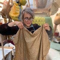 Sarah Burns Wild textiles – foraging and natural dyeing