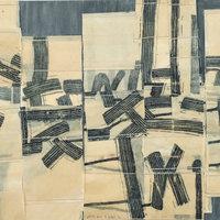 Matthew Harris Walking the line – through drawing and thread