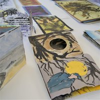 Freya Pocklington Extraordinary sketchbooks