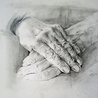 Sarka Darton Drawing hands, feet and faces