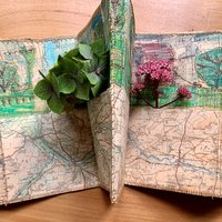 Anne Kelly Stitchbooks inspired by a walk in the park