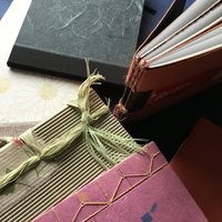 Tracey Bush Bookbinding – simple stitched books