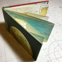 Tracey Bush Bookbinding - the art of the folded book