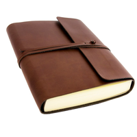 Kate Holland Make a leather journal