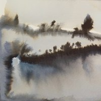 Deborah Petch The fluidity of ink