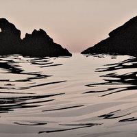 Merlyn Chesterman Water in woodcuts