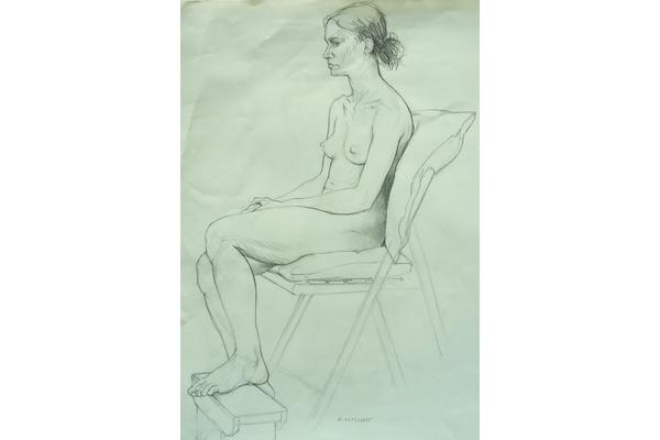 Life Drawing with Andrew Fitchett