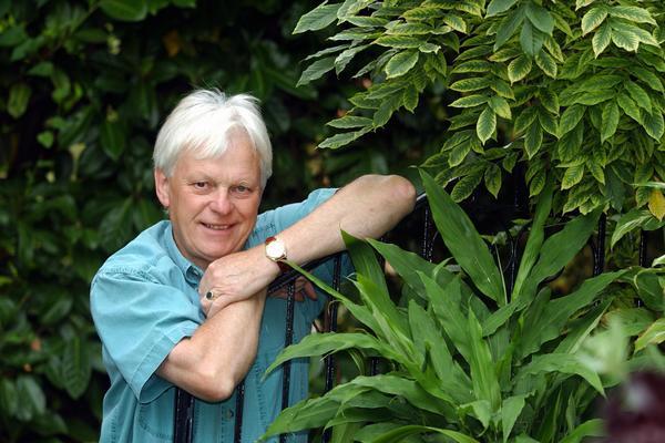 Roy Lancaster Garden Talks West Dean College