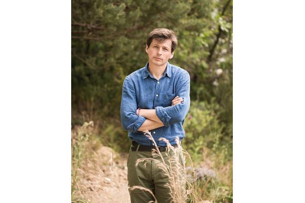James Basson Garden talks at West Dean College