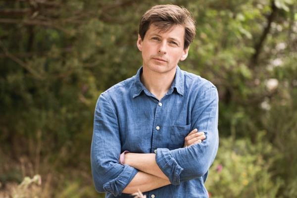 James Basson, award-winning landscape designer