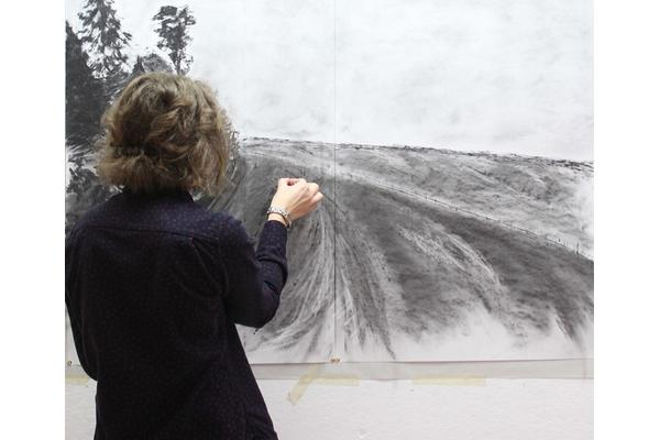 Drawing short courses with  Caroline Wendling