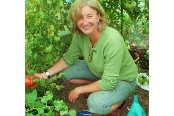 West Dean Gardening Tutor Rosie Yeomans