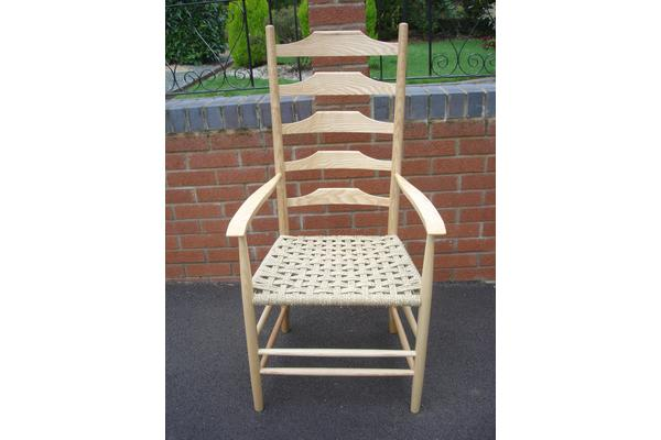 Phil Shipley Clisset Ladderback