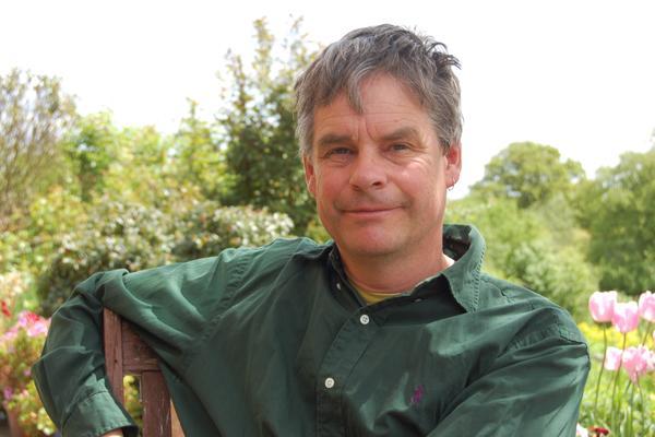 Dr Noel Kingsbury talks at West Dean