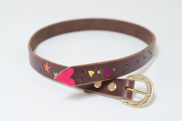 Louise Middleton belts