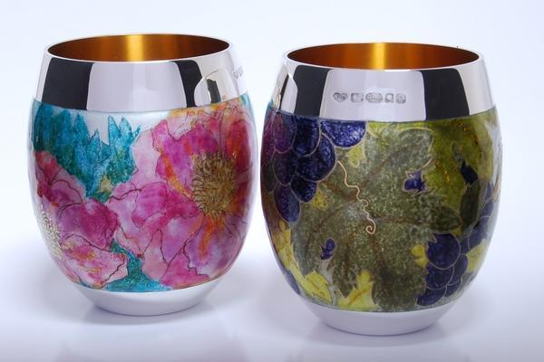 Sheila R McDonald: beakers